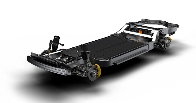 2022 Lincoln Mark E platform