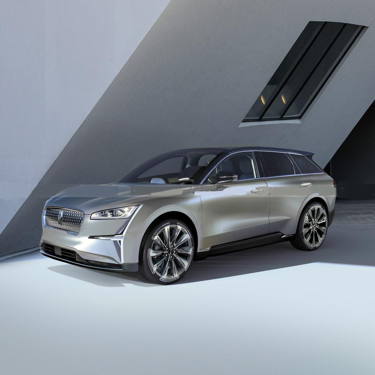 2022 Lincoln Mark E
