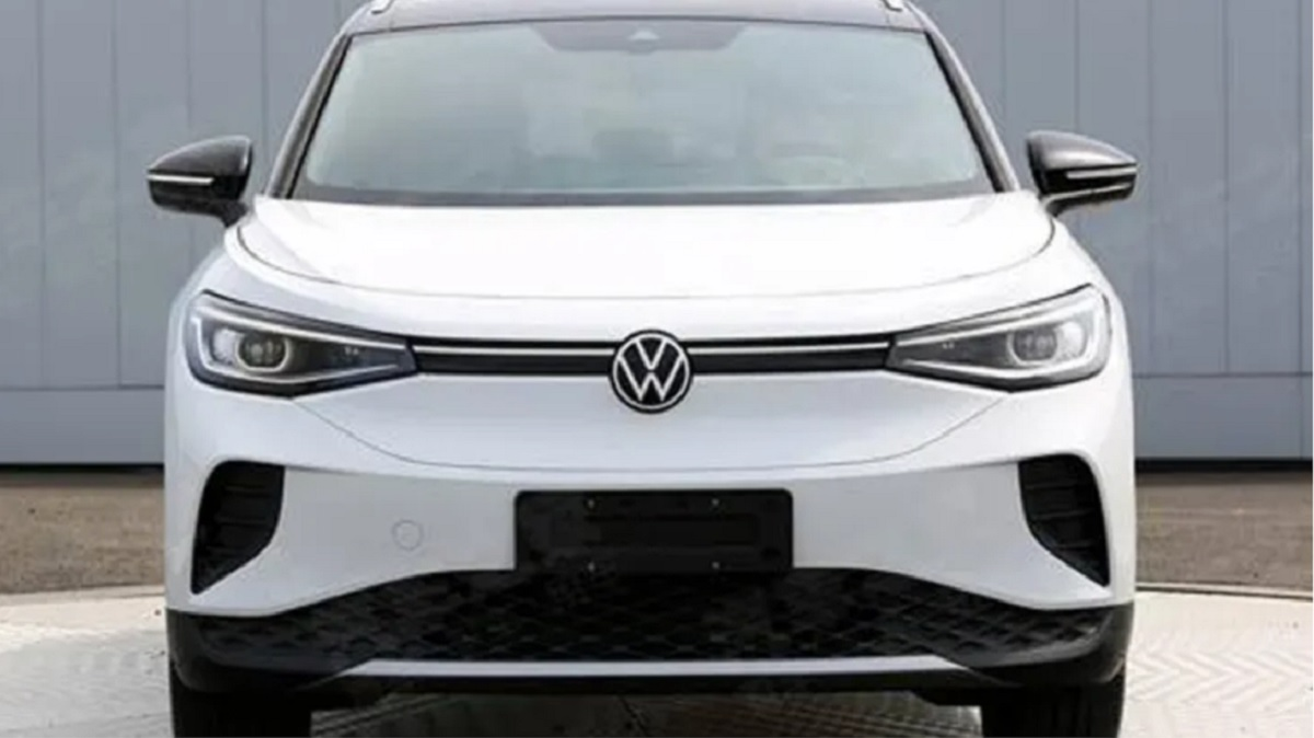 2022 Volkswagen ID.4 first look