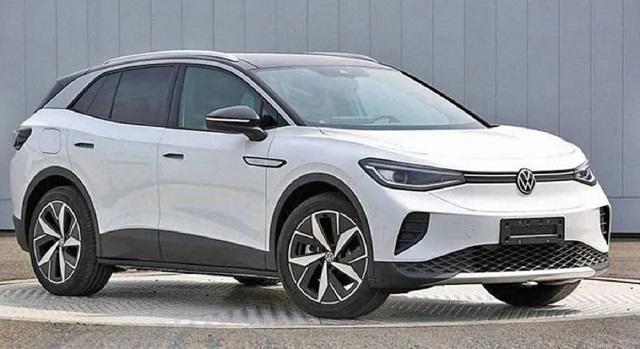 2022 Volkswagen ID.4 front view