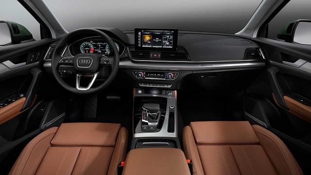 2021 Audi Q5 Hybrid interior