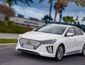 2021 Hyundai Ioniq front