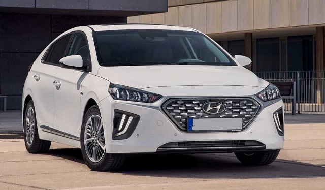 2021 hyundai ioniq is arriving this year  2021 electric cars
