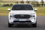 2021 Hyundai Santa Fe Plug-In Hybrid front