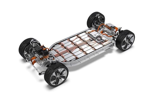 2021 Jaguar J-Pace system