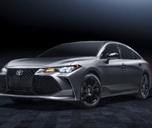 2021 Toyota Avalon Nightshade Edition