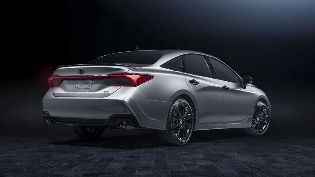 2021 Toyota Avalon Nightshade Edition rear