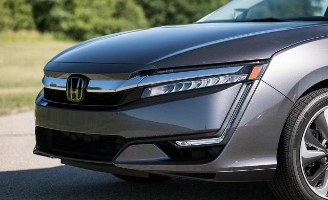 2021 Honda Clarity side