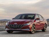 2021 Hyundai Sonata Hybrid front