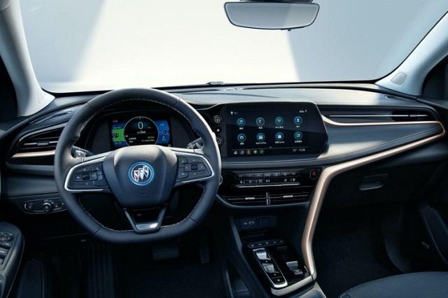 2021 Buick Velite 7 cabin
