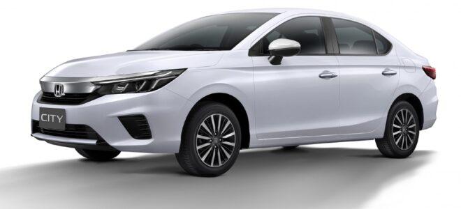 2021 Honda City