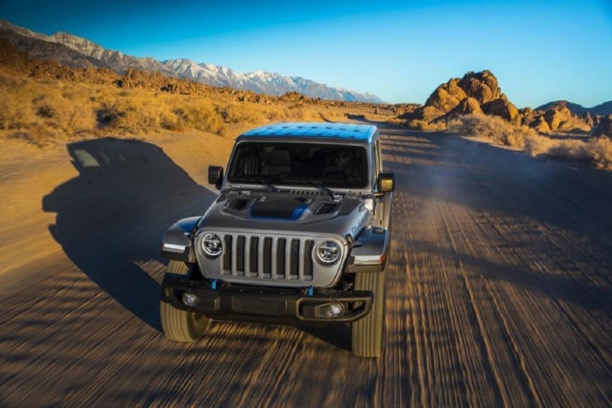 2021 Jeep Wrangler 4xe Plug-In Hybrid