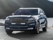 2021 Lincoln Aviator front