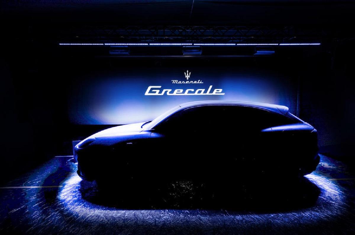 2021 Maserati Grecale