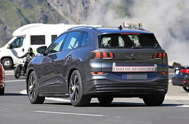2022 Volkswagen ID 6 rear