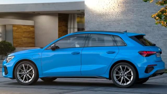 2021 Audi A3 PHEV changes