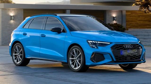 2021 Audi A3 PHEV range
