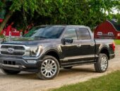 2021 Ford F-150 PowerBoost Hybrid release date