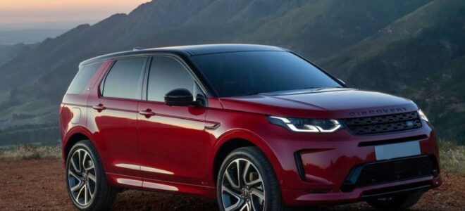 2021 Land Rover Discovery Sport release date