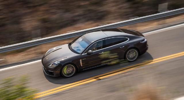 2021 Porsche Panamera 4S E-Hybrid specs
