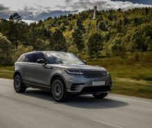 2021 Range Rover Velar front