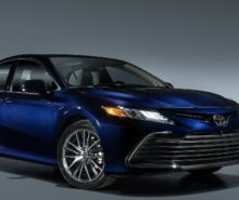 2021 Toyota Camry colors