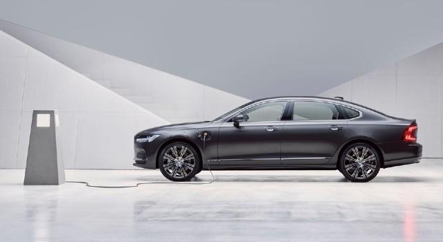 2021 Volvo S90 Recharge