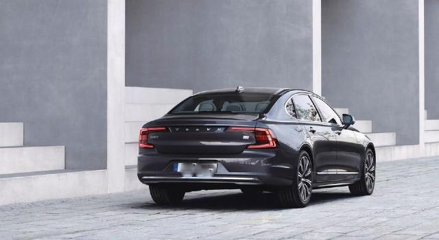2021 Volvo S90 price