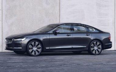 2021 Volvo S90 release date