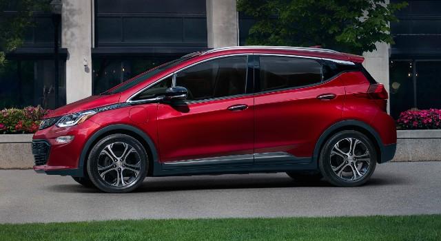 2022 Chevrolet Bolt redesign
