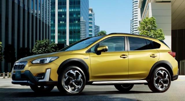 2021 Subaru XV changes