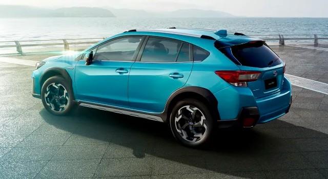 2021 Subaru XV colors
