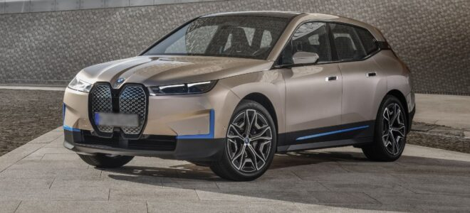 2022 BMW iX price