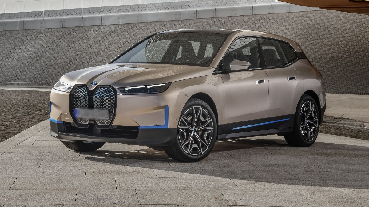 2022 BMW iX price