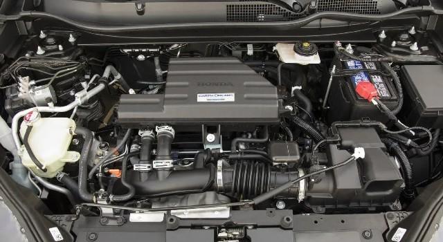 2022 Honda CR-V Hybrid specs