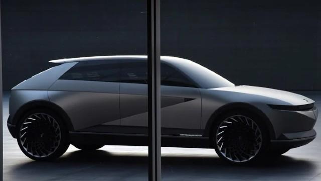 2022 Hyundai Ioniq SUV