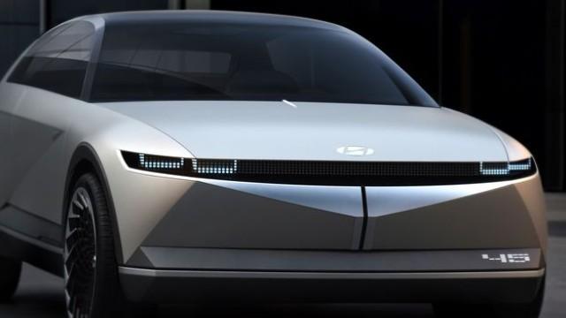 2022 Hyundai Ioniq concept