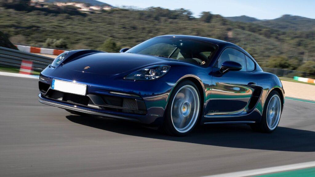 2022 Porsche Cayman price