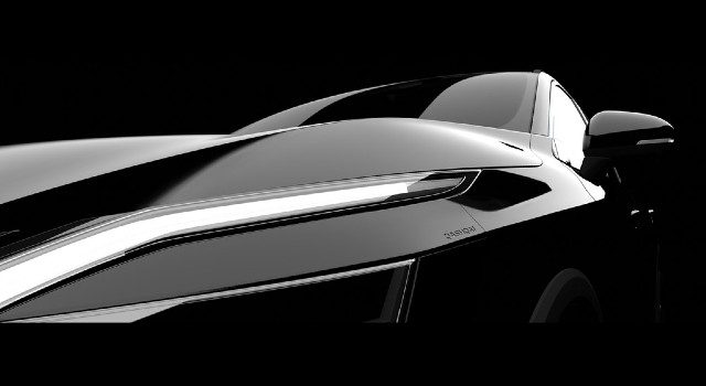 2021 Nissan Qashqai headlights
