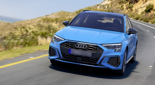 2022 Audi A3 Sportback Plug-In Hybrid design
