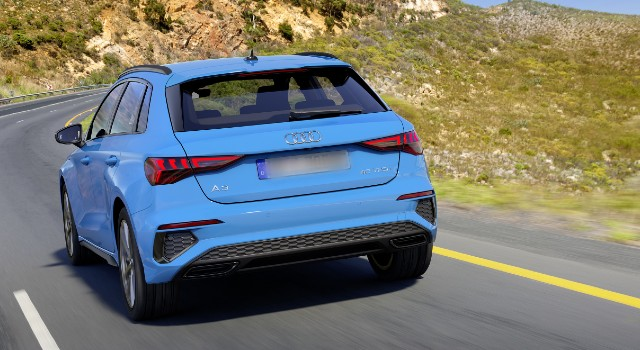 2022 Audi A3 Sportback Plug-In Hybrid specs