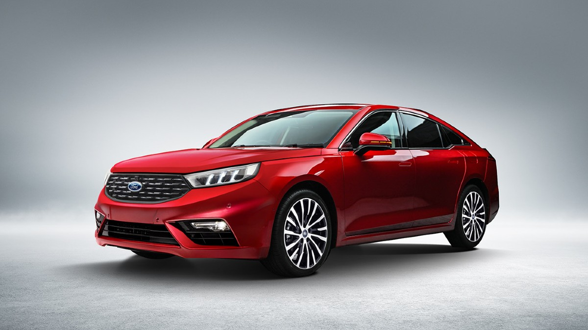 2022 Ford Fusion Active Wagon