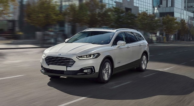 2022 Ford Fusion Active release date