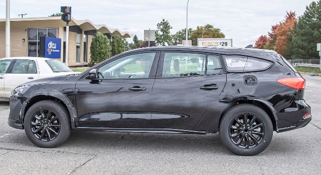 2022 Ford Fusion Active spy shots