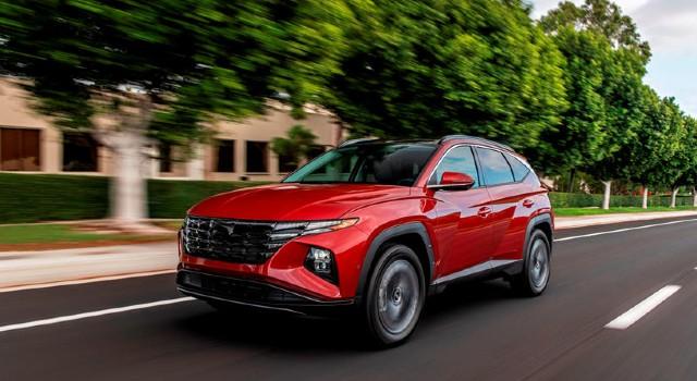 2022 Hyundai Tucson Plug-In Hybrid design