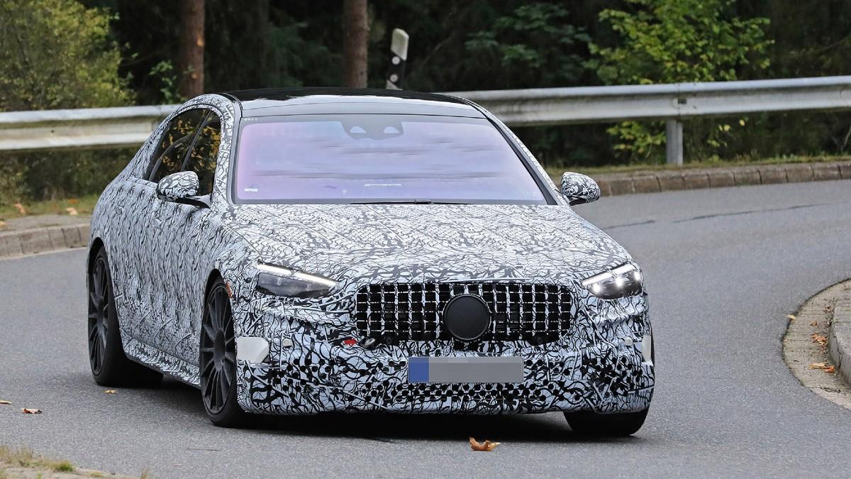 2022 Mercedes-AMG S63e specs