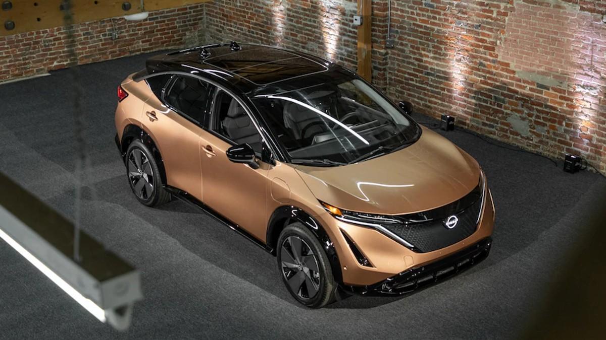 2022 Nissan Ariya price