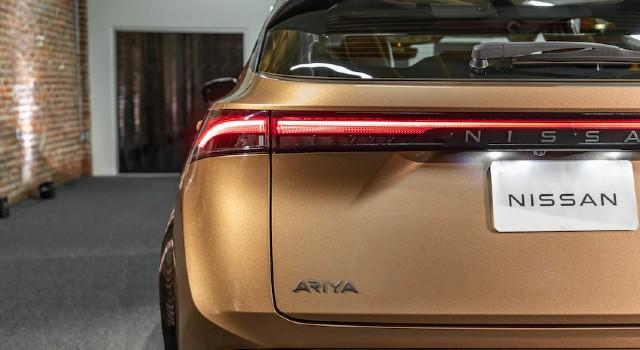 2022 Nissan Ariya specs