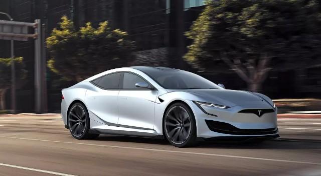 2022 Tesla Model S specs