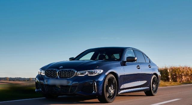 2022 BMW 3-Series EV range